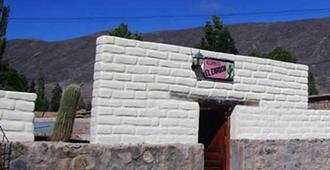 Alojamiento El Cardon - Tilcara - Außenansicht