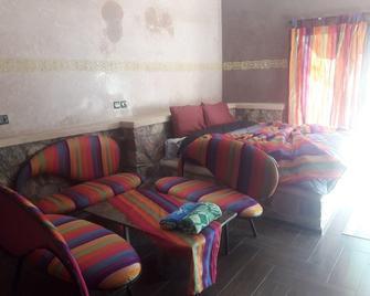Hotel France Ouzoud - Ouzoud - Bedroom
