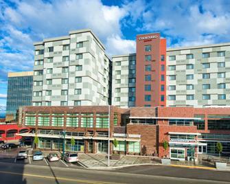 Courtyard by Marriott Seattle Everett Downtown - Everett - Edificio