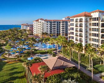 Marriott's Ocean Pointe - Palm Beach Shores - Building