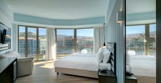Athens Tiare Hotel - אתונה - חדר שינה
