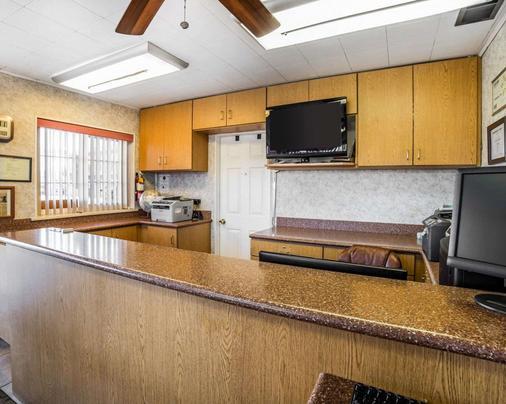 Rodeway Inn Elko - Elko - Kitchen