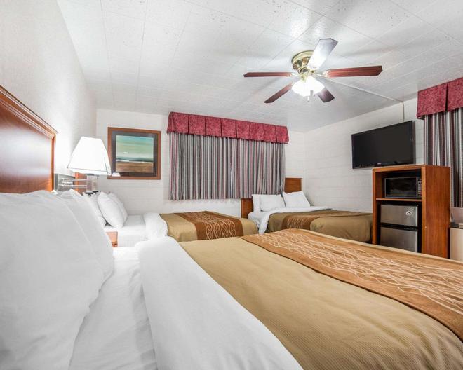 Rodeway Inn Elko - Elko - Bedroom