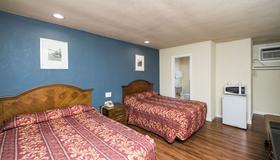 Sky Riders Motel - Сакраменто - Спальня