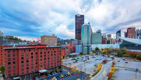 Hampton Inn & Suites Pittsburgh-Downtown - Pittsburgh - Outdoors view