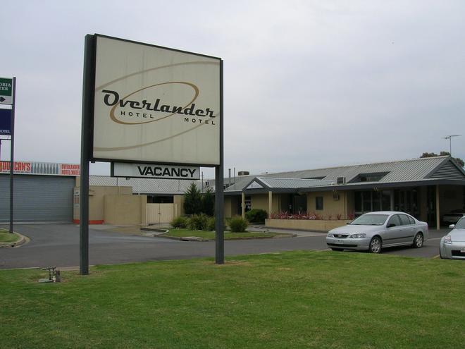 Overlander Hotel Motel - Shepparton - Κτίριο