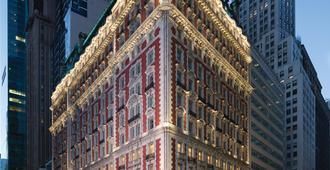 The Knickerbocker - New York - Building