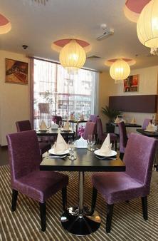 Rawdat Al Khail Hotel - Doha - Sala de jantar