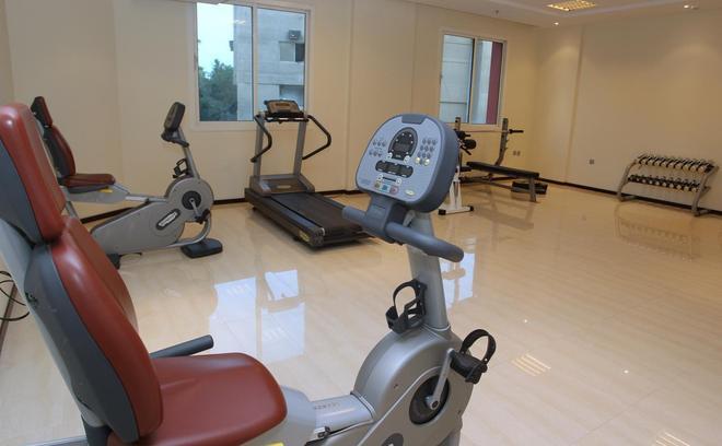 Rawdat Al Khail Hotel - Doha - Gym