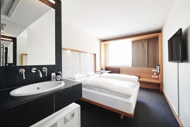 格拉茨丹尼爾酒店 - 格雷茲 - 格拉茨 - 臥室