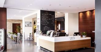 Hotel Daniel Graz - Graz - Front desk