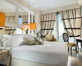 Erbavoglio Hotel - Rimini - Schlafzimmer