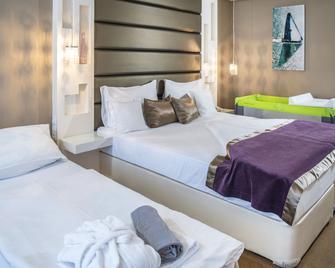 北威爾內斯會議住宅酒店 - 秀佛克 - Siofok/希歐福克 - 臥室