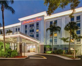 Hampton Inn Ft.Lauderdale-Pembroke Pines/Weston - Pembroke Pines - Gebäude