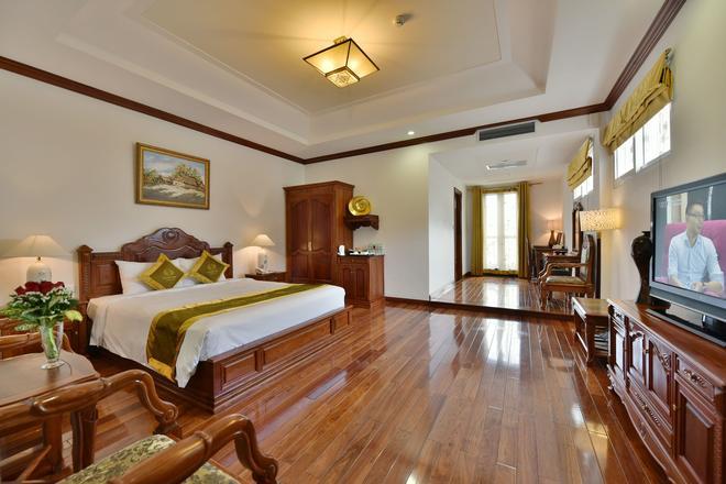 Golden Rice Hotel - Hanoi - Bedroom