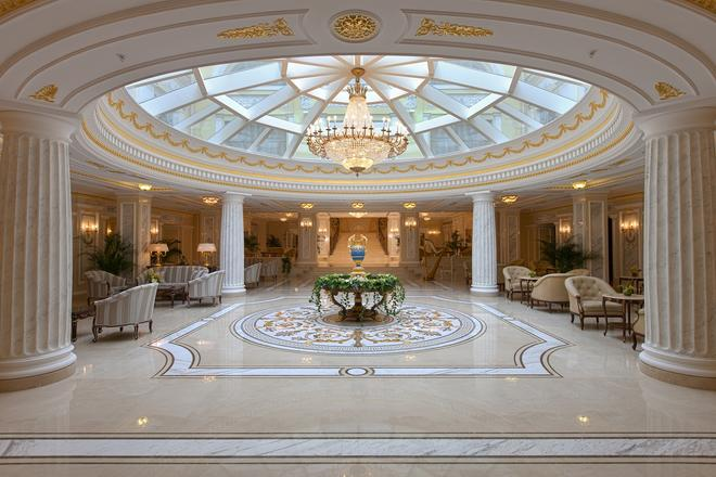 The State Hermitage Museum Official Hotel - Saint Petersburg - Lobby