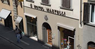Hotel Martelli - Firenze - Vista esterna