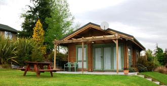 The Chalets Motel - Hanmer Springs - Building