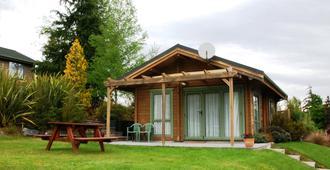 The Chalets Motel - Hanmer Springs - Κτίριο