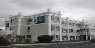 Best Western Capital City Inn - Sacramento - Building