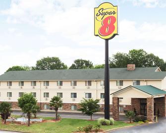 安德森克萊姆森區速 8 酒店 - 安德遜 - 安德森(南卡羅來納州) - 建築
