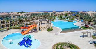 Jaz Aquamarine Resort - הורגדה - בריכה