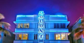 Colony Hotel - Miami Beach - Rakennus