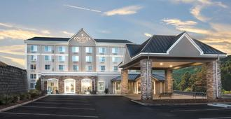 Country Inn & Suites Asheville Downtown - Asheville - Edificio