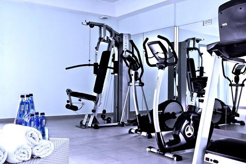 Astro Palace - Thera - Gym