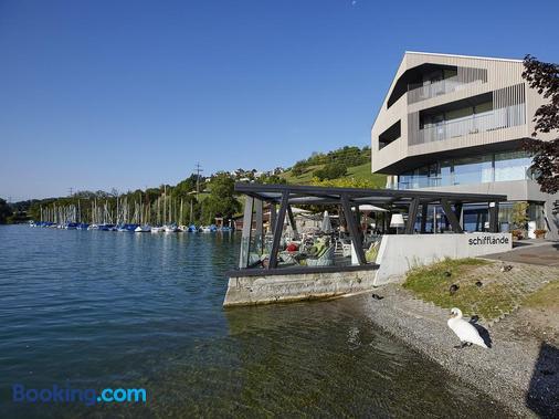 Hotel-Restaurant-Schifflände - Meisterschwanden - Building