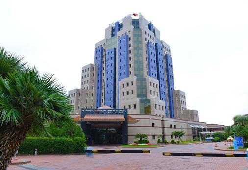 Grand Cevahir Hotel Convention Center - Κωνσταντινούπολη - Κτίριο