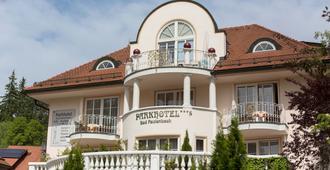 Parkhotel Bad Faulenbach - Füssen - Toà nhà