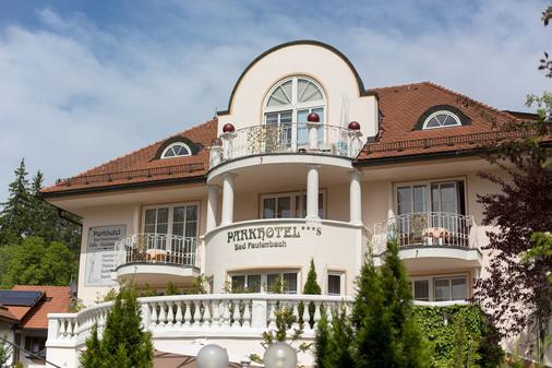 Parkhotel Bad Faulenbach - Φύσεν - Κτίριο