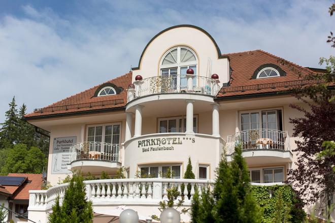 Parkhotel Bad Faulenbach - Füssen - Gebouw