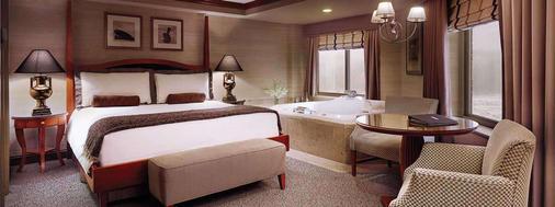 Ameristar Casino Hotel Council Bluffs - Council Bluffs - Phòng ngủ
