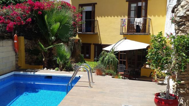 Hostal Lorca - Nerja - Pool