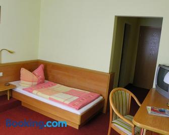Hotel Zwei Linden - Ottendorf-Okrilla - Bedroom