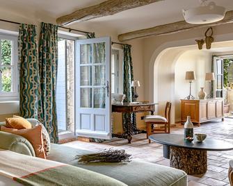 Hotel Crillon Le Brave - Crillon-le-Brave - Bedroom