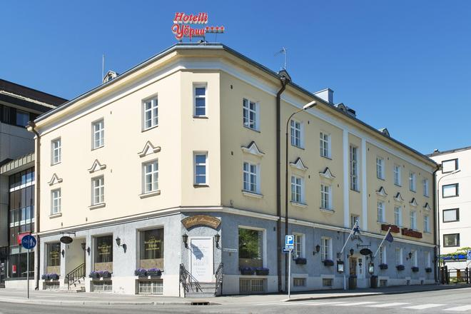 Boutique Hotel Yöpuu - Jyväskylä - Κτίριο