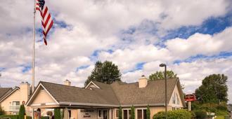 Residence Inn Seattle South/Tukwila - Tukwila - Toà nhà