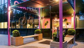 Qbic Hotel Amsterdam Wtc - Ámsterdam - Edificio