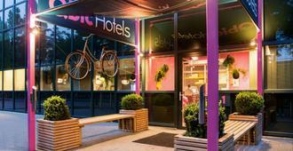 Qbic Hotel Amsterdam Wtc - Amsterdam - Gebouw
