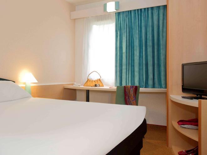 布盧瓦谷地美拉德宜必思酒店 - 布洛瓦 - 布魯瓦 - 臥室