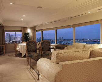 Hotel New Grand - Yokohama - Living room