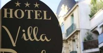 利沃麗別墅酒店 - 尼斯 - 尼斯 - 室外景