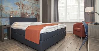 Thon Hotel Rotterdam - Roterdão - Quarto