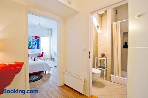 Rooms Zagreb 17 - Zagreb - Bathroom