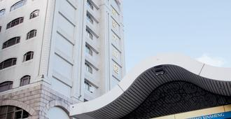 Kdm Hotel - Ταϊπέι - Κτίριο