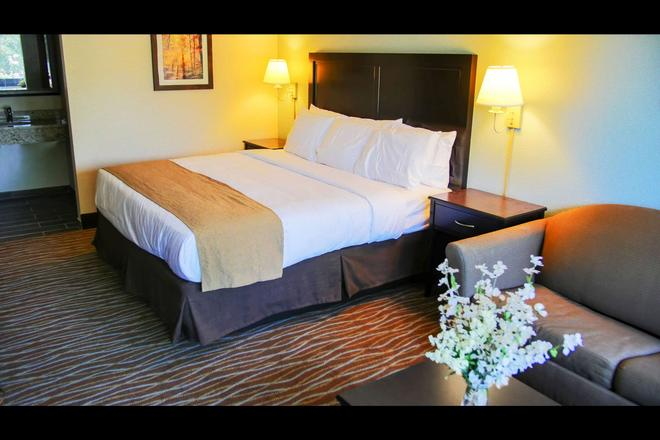Cascades Mountain Resort Ascend Hotel Collection - Hendersonville - Bedroom