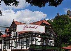 Hotel Fürstenhof Wernigerode - Wernigerode - Rakennus